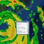 Hurricane Landfall