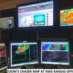 NWS Zoom Chaser Map