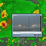 Storm Chasing Map for Your Site